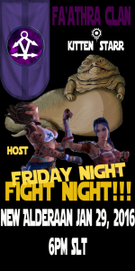 friday night fight night copy