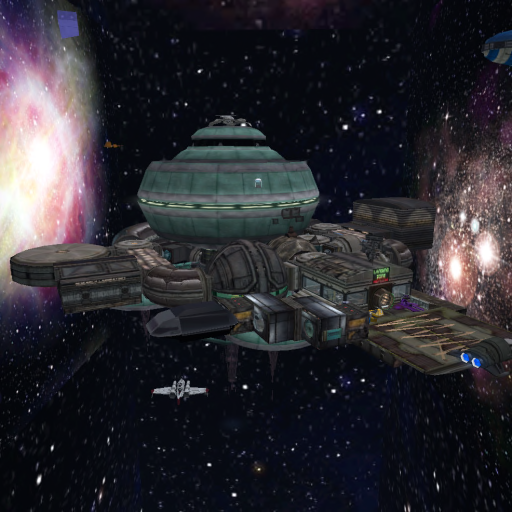 SWRP - Naboo Space Port